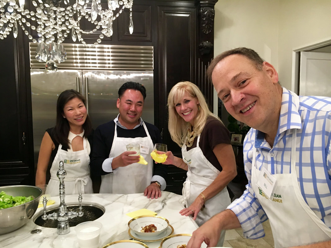 Giving Back   Epicurean Exchange Culinary Travel